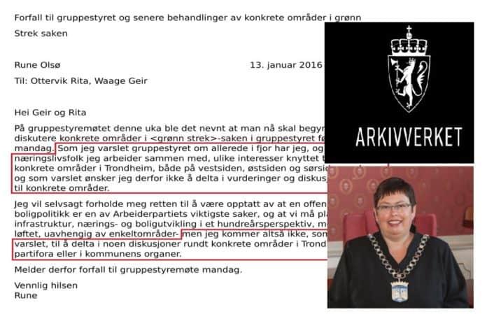 Bernt, Rune Olsø
